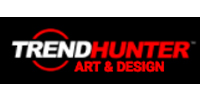 logo of the online magazine trend hunter