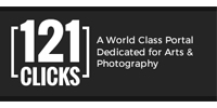 logo of the online magazine 121Clicks