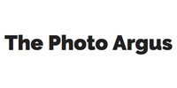 logo of the online magazine The Photo Argus with the article about creative photographer Erika Zolli