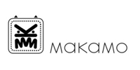logo of the online magazine Makamo with the article about creative photographer Erika Zolli