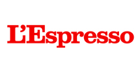 logo of the online magazine L'Espresso with the photo gallery of the surreal fine art photographer erika zolli