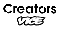 logo of the online magazine creators vice
