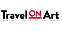 logo of the online magazine Travel On Art with the article about surreal photographer erika zolli